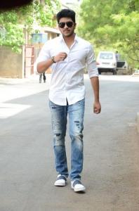 Actor Saluri Rajeev @ Titanic Movie Press Meet Photos