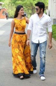 Saluri Rajeev, Yamini Bhaskar @ Titanic Movie Press Meet Photos