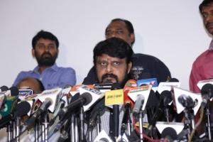 Vikraman @ Directors Union Press Meet Stills