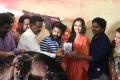 Kalaipuli S Thanu, Santhosh Narayanan, Soundarya Rajini, Pa.Ranjith @ Kabali Audio Launch Photos