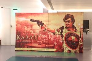 Kabali Movie Audio Launch Photos