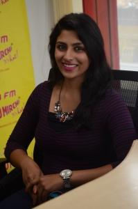 Kruthika Jayakumar @ Rojulu Maarayi Song Launch at Radio Mirchi Photos