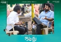 Sai Korrapati, Mohanlal @ Namadhu Movie Working Stills