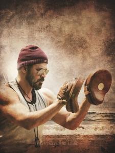 Guru Movie Venkatesh First Look Images