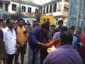 Thupparivaalan Team Ayudha Poojai Celebration Stills