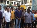 Thupparivaalan Movie Team Ayudha Poojai Celebration Stills