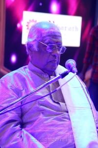 P.S.Narayanaswamy Pancharatna Krithis @ Chennaiyil Thiruvaiyaru Season 12 - Day 1 Event Stills