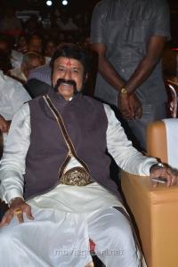 Nandamuri Balakrishna @ Gautamiputra Satakarni Audio Release Function Photos