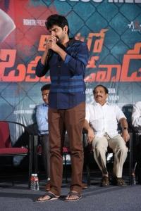 Actor Sree Vishnu @ Appatlo Okadundevadu Success Meet Stills