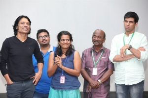 Iraivi Movie Team @ 14th Chennai International Film Festival Stills