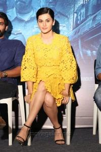 Actress Taapsee Pannu Stills @ Ghazi Press Meet