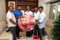 Superstar Rajinikanth with Mupparimanam Movie Team Photos