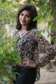 Actress Dhanshika @ Vizhithiru Press Meet Stills