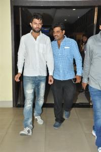 Vijay Devarakonda @ Dwaraka Press Meet at Haailand, Guntur Photos
