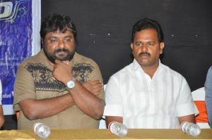 Pradyumna Chandrapati @ Dwaraka Press Meet at Haailand, Guntur Photos