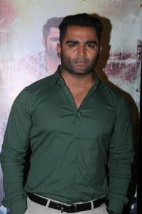 Sachin J. Joshi @ Yaar Ivan Movie Press Meet Stills