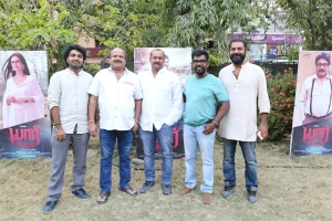 Yaar Ivan Movie Press Meet Stills
