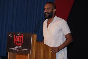 Actor Kishore @ Yaar Ivan Movie Press Meet Stills