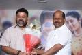 P Vasu, Malkapuram Shivakumar @ Shivalinga Pre-Release Function Stills