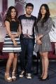 Manali Rathod, Rahul Ravindran, Chandini Chowdary @ Howrah Bridge First Look Launch Stills