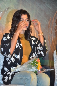Actress Dhansika @ Uru Movie Press Meet Stills