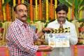 Paruchuri Venkateswara Rao @ Saptagiti LLB Movie Opening Stills