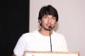 Gautham Karthik @ Ivan Thanthiran & Vanamagan Team Press Meet Stills
