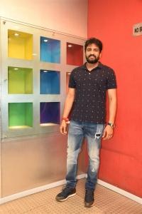 Actor Santhanam @ Ippadai Vellum Special Show Photos
