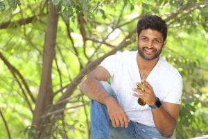 Actor Kamal Kamaraju interview about Kutumba Katha Chitram Movie