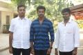 Vikranth, Ram Prakash Rayappa @ Suttu Pidikka Utharavu Movie Pooja Stills