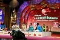 Aadum deivangal -  Dr.Sudha seshayyan, Vasundhra Rajagopal & Nisha Rajagopalan @ Chennaiyil Thiruvaiyaru Season 13 Day 3 (20th December) Stills