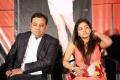 Sathish Sastry, Avantika Shetty @ Rajaratham Teaser Launch Stills