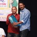 Samuthirakani @ Thillalangadi Mohanambal 100th Show Event Stills