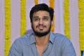 Actor Nikhil Siddharth @ Kirrak Party Movie Success Celebrations Stills