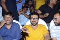 Ram Charan Watching Rangasthalam Movie With Fans at Sudarshan Theatre