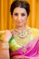 Gorgeous pics of Actress Sanjjanaa on the occasion of Akshaya Tritiya