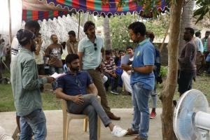Subramanyapuram Movie Working Stills