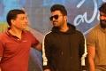 Dil Raju, Sharwanand @ Padi Padi Leche Manasu Trailer Launch Photos