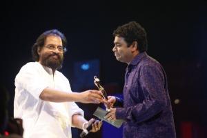 K.J.Yesudas, A.R.Rahman @ Vijay Music Awards 2011 Event Stills