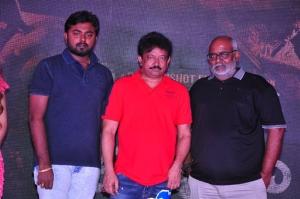 Agasthya Manju, Ram Gopal Varma, MM Keeravani @ Cobra Movie Frist Look Poster Launch Stills
