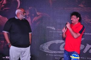 MM Keeravani, RGV @ Cobra Movie First Look Poster Launch Stills