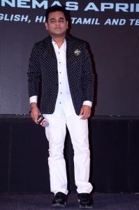 AR Rahman @ Avengers Endgame Press Meet Hyderabad Stills