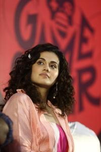 Actress Taapsee Pannu @ Game Over Press Meet Stills