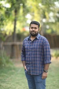Ashwin Saravanan @ Game Over Press Meet Stills