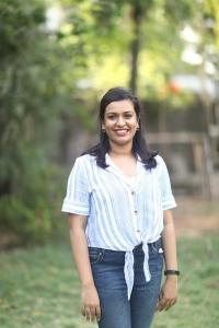 Kaavya Ramkumar @ Game Over Press Meet Stills