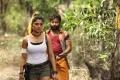 Sanchita Shetty, Dinesh @ Pallu Padama Paathuka Movie Stills HD