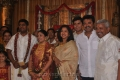Radhika Sarathkumar @ Four Frames Kalyanam son Wedding Pictures