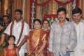 Director Shankar @ Four Frames Kalyanam son Wedding Pictures