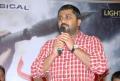 K.E.Gnanavelraja @ Malligadu Audio Launch Stills