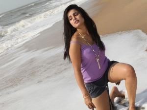 Actress Hasika Photo Shoot Images